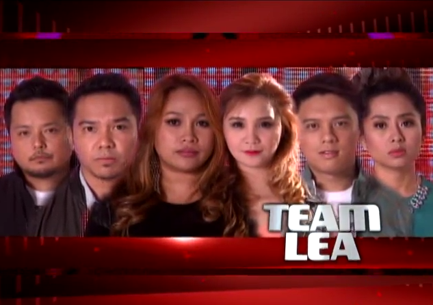 Watch The Voice of the Philippines Season 2 Team Leah Nino Alejandro, Abbey Pineda and Leah Patricio Live Shows January 24