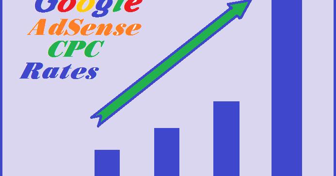 Best Ways To Increase Adsense CPC Rates - Online Ideas, Make Money