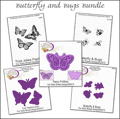 ODBD Butterfly and Bugs Bundle