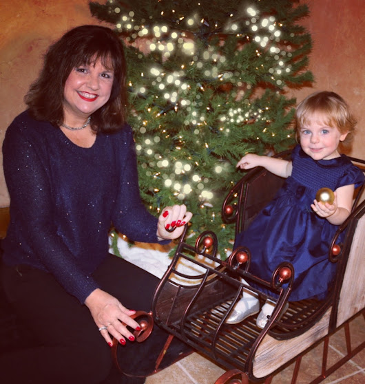 Grandma & Me Holiday Fashion And Life Update
