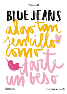 ebook libro pdf Algo Tan Sencillo 2 Como Darte Un Beso Blue Jeans
