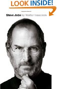 Steve Jobs by Walter Isaacson Book Cover