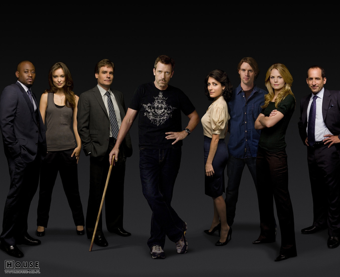 How Many Seasons House Md There