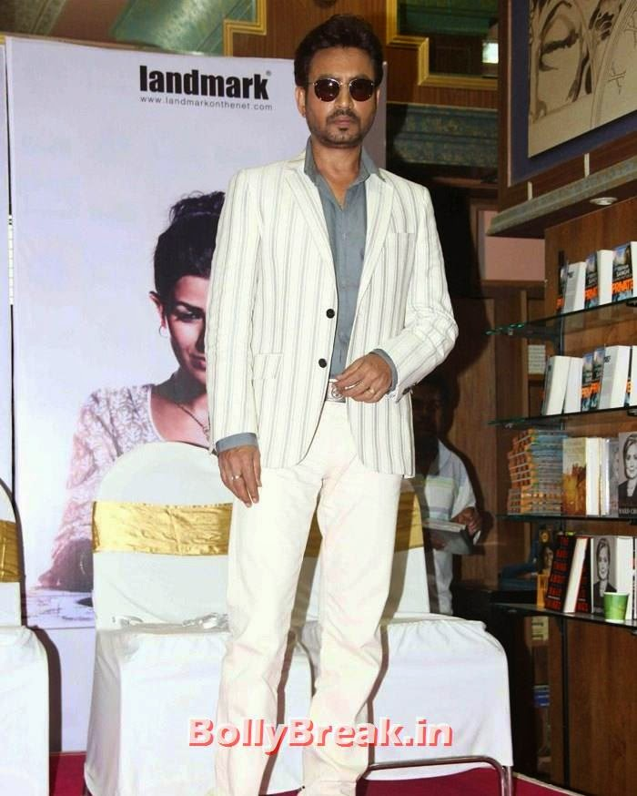 Irrfan Khan, Nimrat Kaur Hot Images from 'The Lunchbox'  Movie DVD Launch