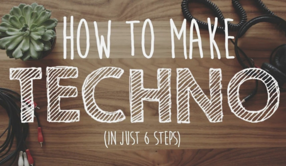5 Of The Best Ways To Create Techno