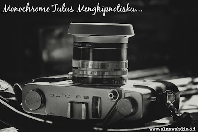 Lirik dan video clip Tulus Monochrome