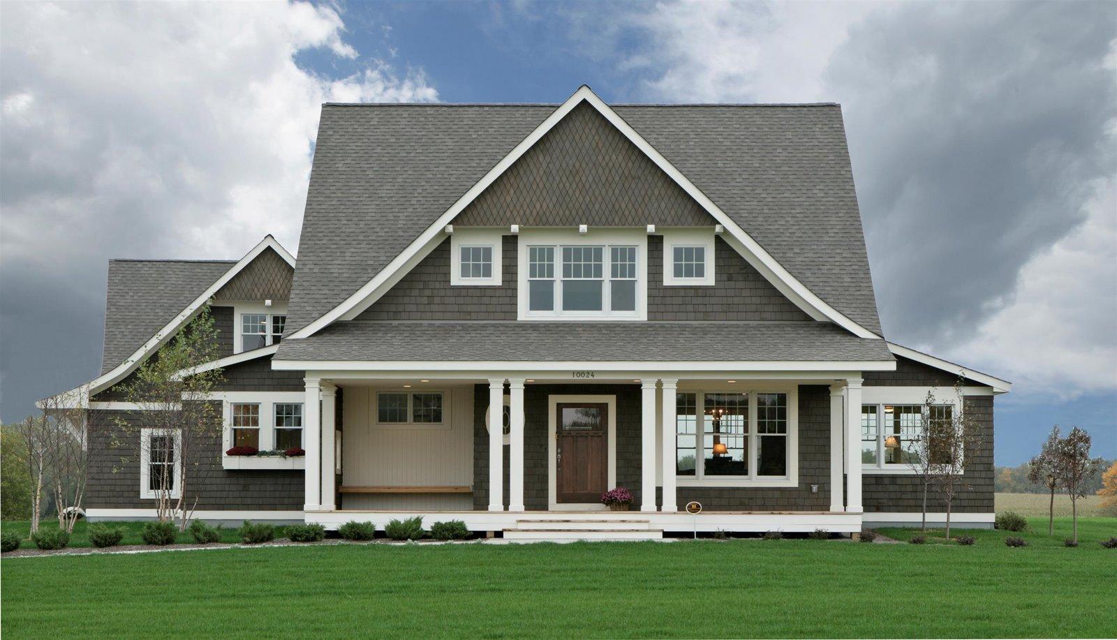 Cape Cod Style House Design