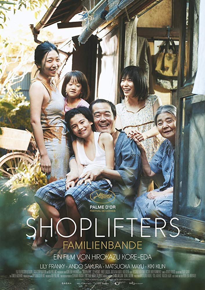Download Shoplifters (2018) WEB-DL Subtitle Indnesia