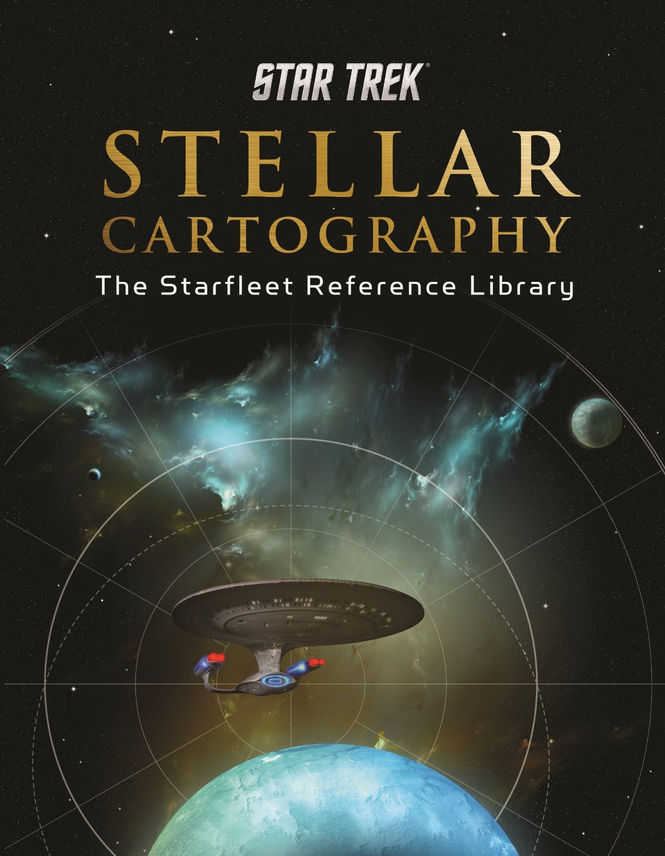 The Trek Collective New Star Trek Maps Book