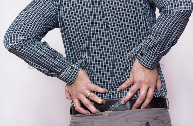 Home Remedies for LBP (Lower Back Pain)