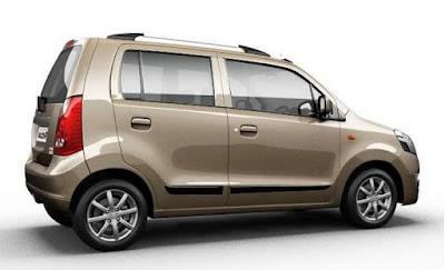 Maruti Suzuki Wagon R side Image