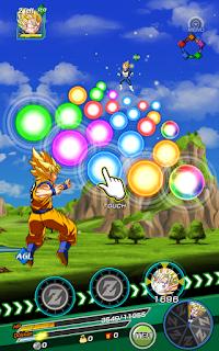 Dragon Ball Z Dokkan Battle v2.8.4 MOD APK (God Mode + Massive Attack)