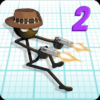 gun fu stickman 2 hile apk indir