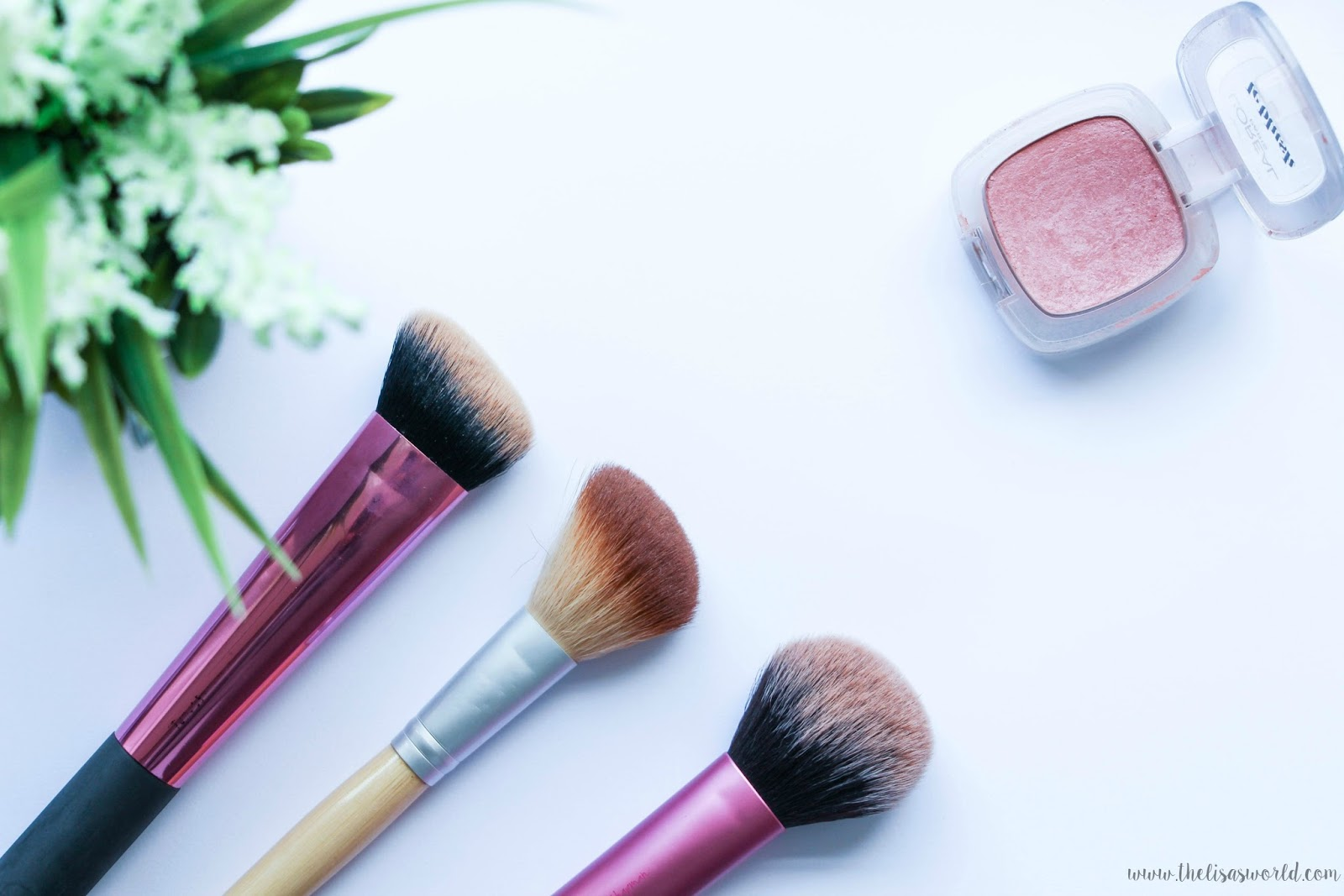 Top 3 Face Brushes