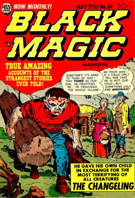 Simon-Kirby Black Magic 24