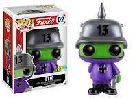 Pop! Spastik Plastik - Otto (Purple)