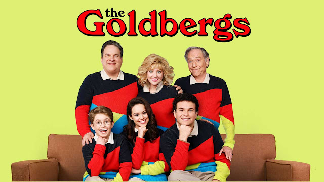 ABC Goldbergs featuring 1989 Batman
