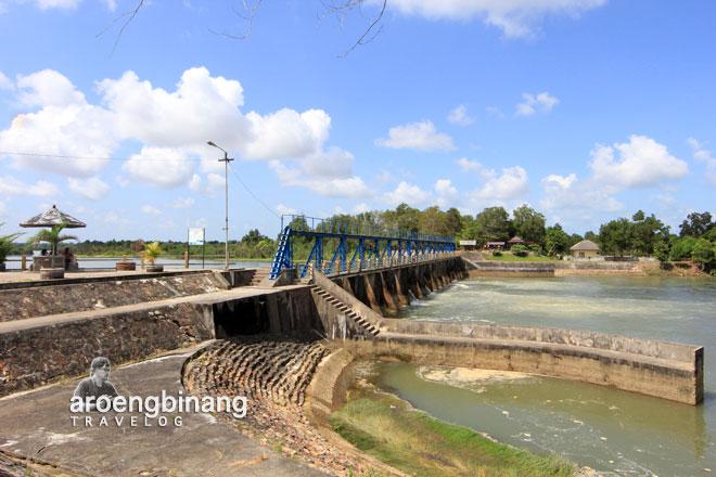 bendungan pice belitung timur