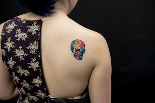 O arco-iris do cranio