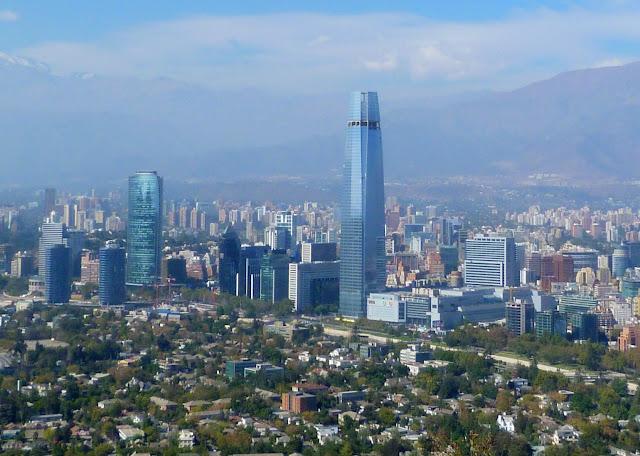 Ficar em Providencia em Santiago do Chile