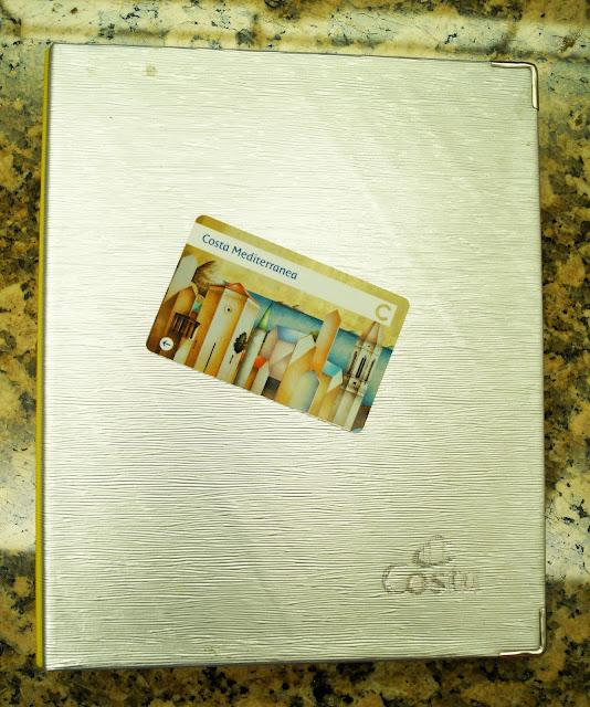 Costa card