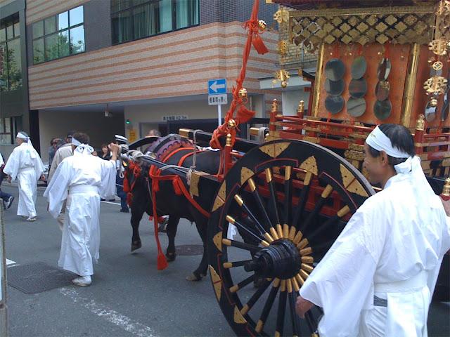 Hakata Okunchi (Parade of Ancient Japan), Fukuoka Pref.