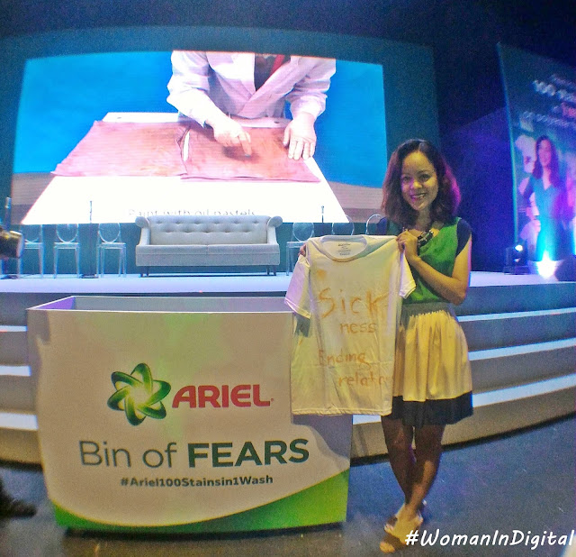 Ariel Honors 100 Fearless Filipinas at the Wash Your Fears Summit