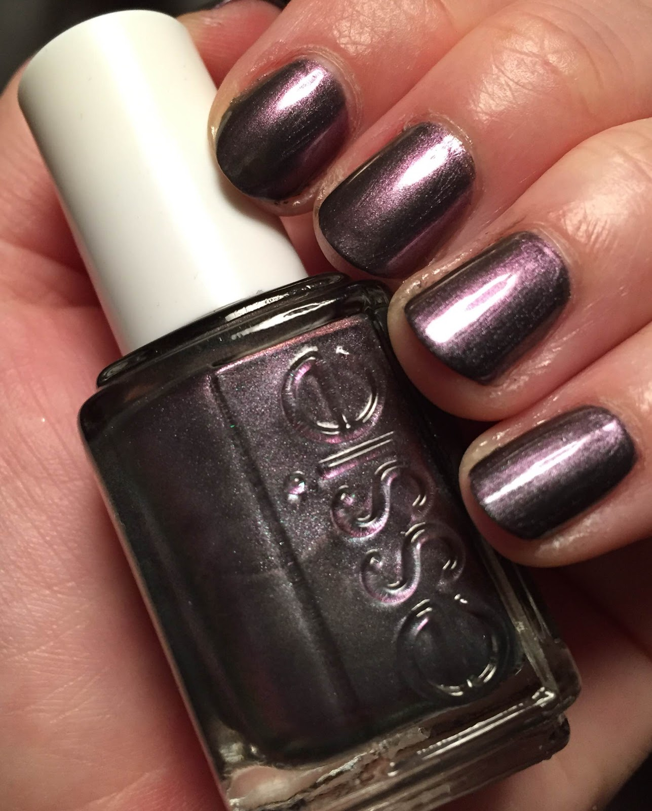 Essie Fall Nail Colors: The Beauty Of Life: #ManiMonday: Essie For The Twill Of It