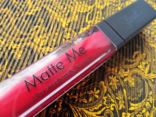 Sleek Matte me 433 Rioja Red
