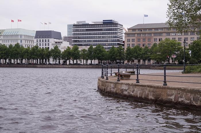 Alsterrrundfahrt in Hamburg | Tasteboykott