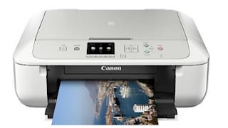 Canon PIXMA MG5751 Driver Downloads Free