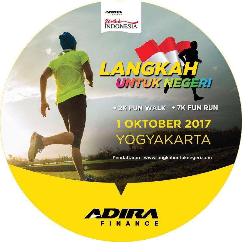 Adira Finance Langkah Untuk Negeri - Yogyakarta • 2017