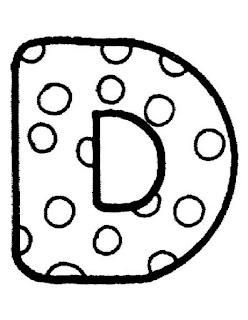 w2 template 2013 - alfabeto con lunares para colorear o para usar como
