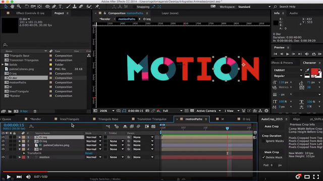 After Effects CC 2018   Theinfinitetechs.com