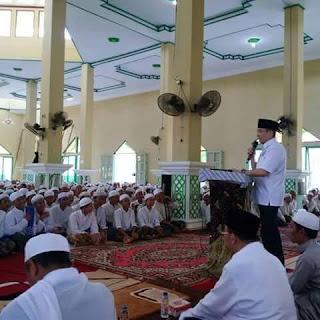 kafir ceramah di masjid tanda kiamat