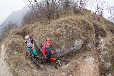 Monte Altissimo geheime Trails Mountainbike