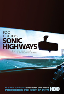 Foo Fighters: Sonic Highways - Serie con subtítulos