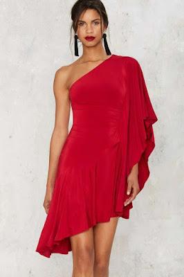 ideas de Vestidos Rojos