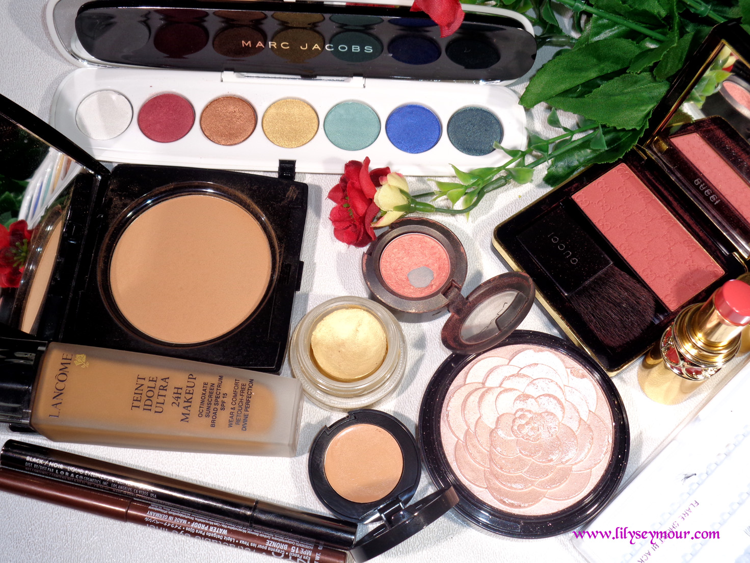 Marc Jacobs The Siren Palette
