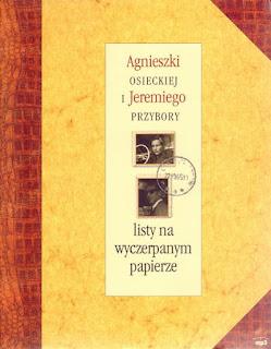 Agnieszka Osiecka i Jeremi Przybora