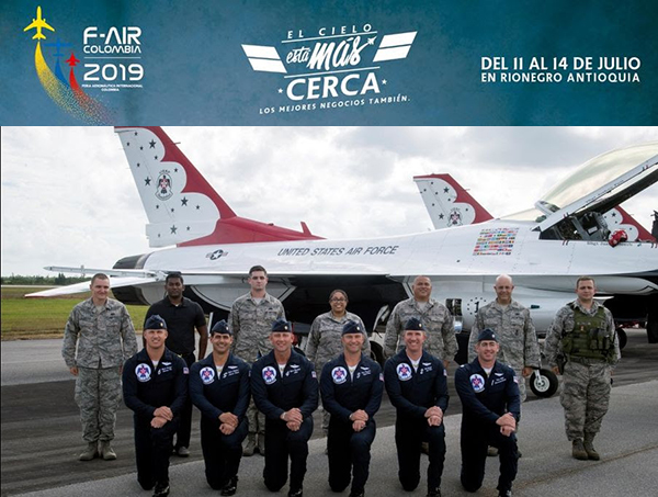 Estados-Unidos-América-país-invitado-honor-Feria-Aeronáutica-Colombiana