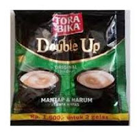 Kopi Torabika Double Up