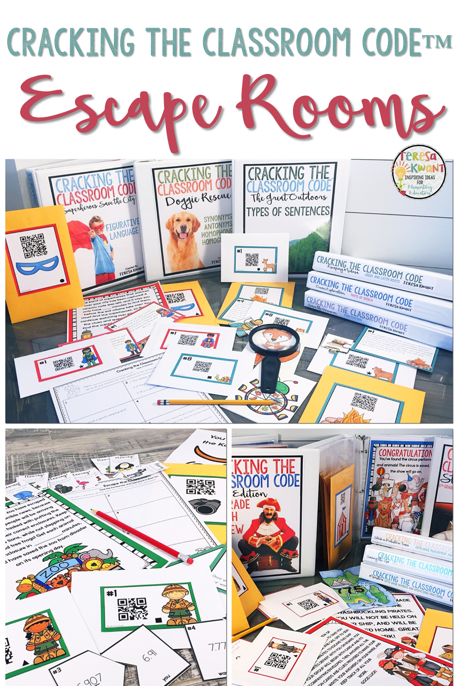 8 Reasons Why You Should Use Escape Room Games In Your Classroom