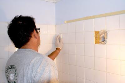Ремонт на банята през есента – плочки за баня