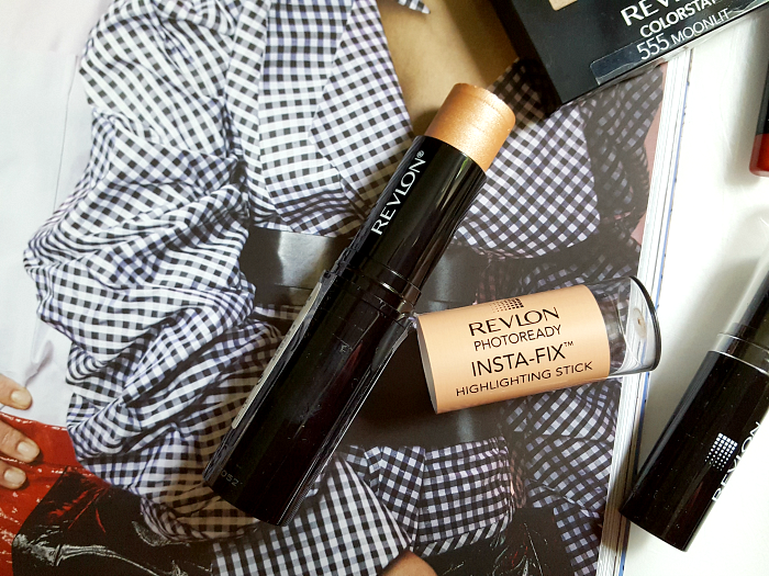 REVLON - Jetzt neu bei Rossmann & meine Favoriten - PhotoReady Insta-Fix Highlighting Stick - 8.9g - 9.99 Euro