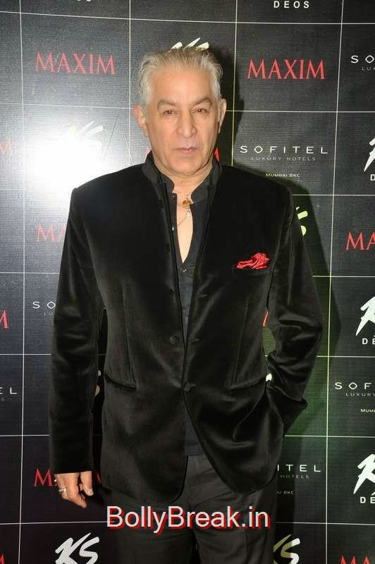 Dalip Tahil at KS Maxim Girl Contest,  Malaika Arora Khan, Nimrat Kaur, Shriya Saran,  Mallika Sherawat At Different Events