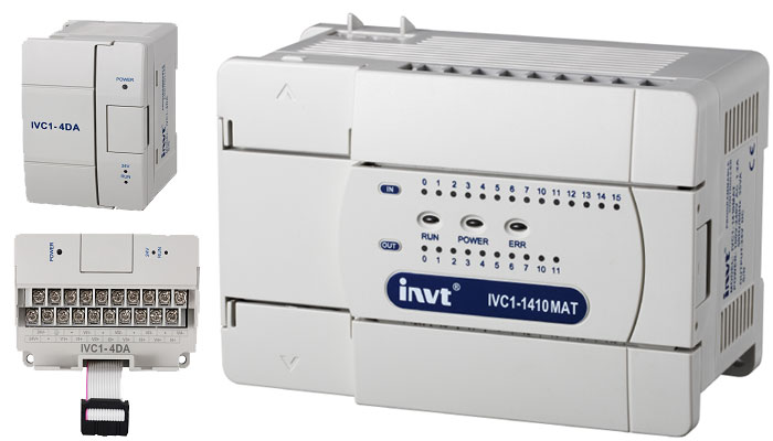 Industrial Control PLC