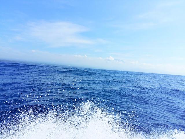 дорога на Нуса Пенида с Бали