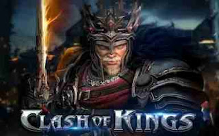 cara mod clash of kings dengan xmodgames