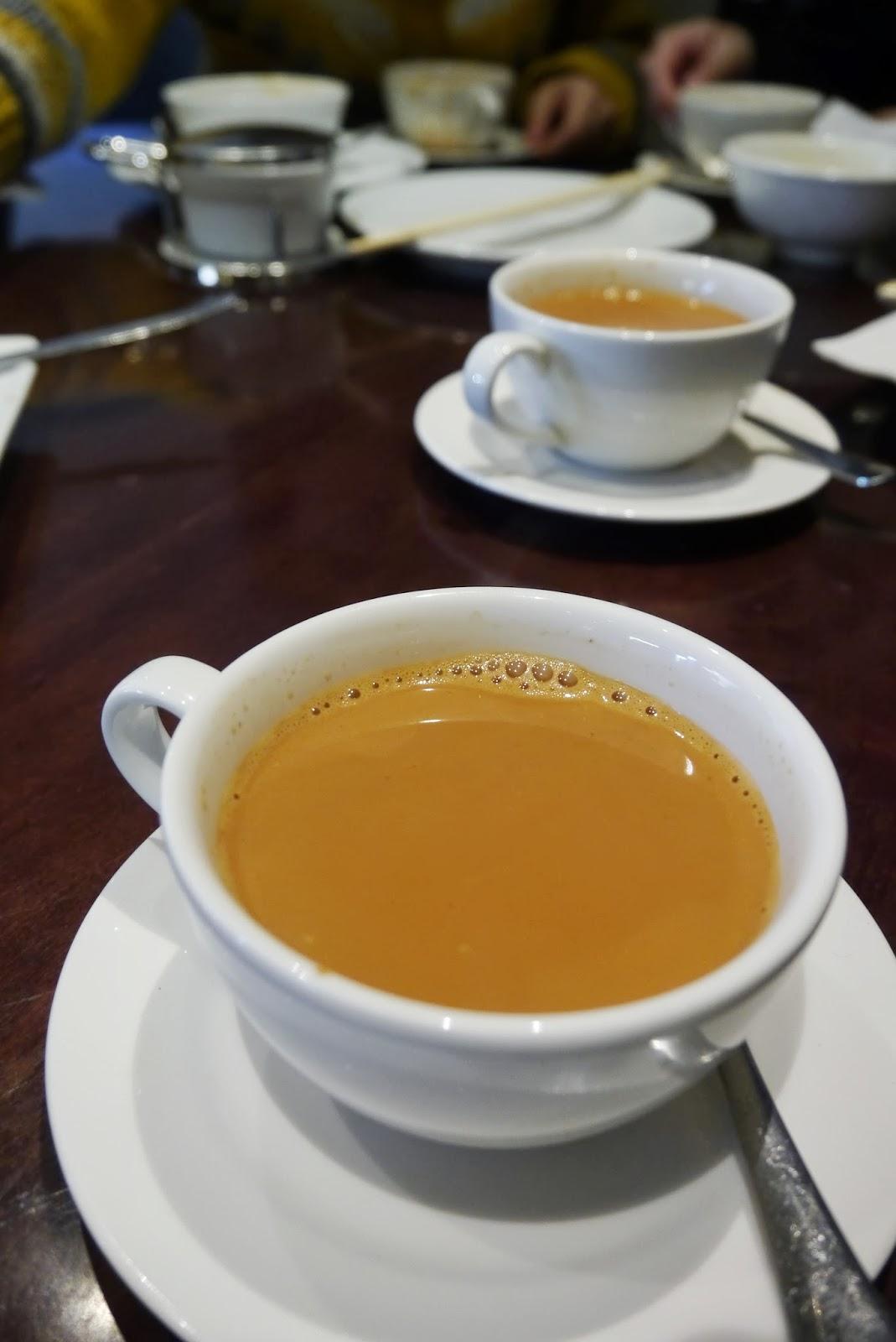 ::: GERMANY ::: bike trip: day221 茶餐廳「杰杰哋」港式奶茶